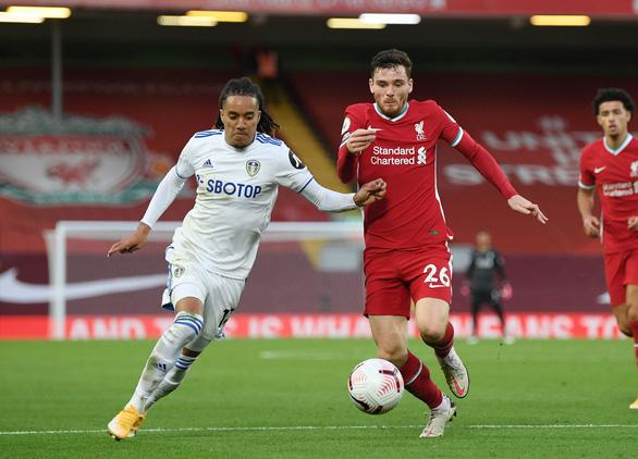 Salah lập hat-trick, Liverpool thắng nghẹt thở Leeds - Ảnh 3.