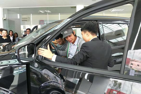 Xe hơi Nissan xả hàng, chuẩn bị thay nhà phân phối tại Việt Nam - Ảnh 1.