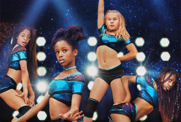 The movie Cuties on Netflix was criticized for its scenes of children dancing sexually - Photo 2.