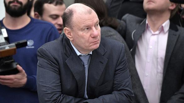 Băng tan khiến tài sản tỉ phú giàu nhất nước Nga bốc hơi vùn vụt - Ảnh 1.