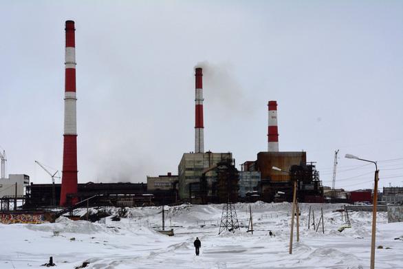 Băng tan khiến tài sản tỉ phú giàu nhất nước Nga bốc hơi vùn vụt - Ảnh 3.