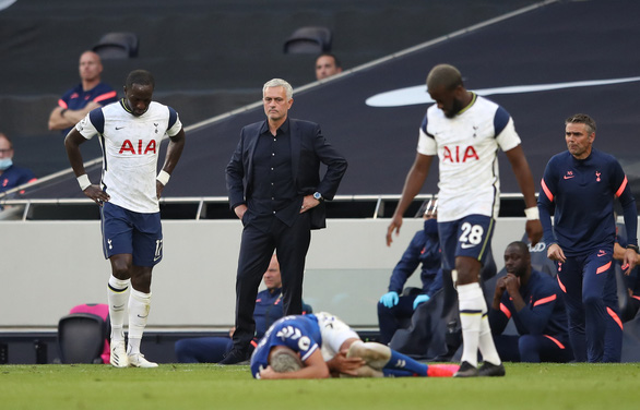 Tottenham của Mourinho 'phơi áo' trước Everton ở trận ra quân mùa giải mới - Ảnh 3.