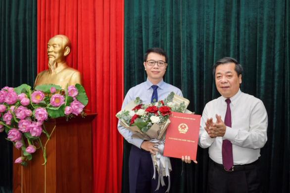 Công ty cổ phần Thanh toán quốc gia Việt Nam có tân chủ tịch - Ảnh 1.