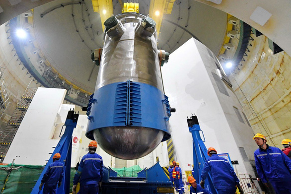 China stops using US technology to build nuclear reactors - Photo 1.
