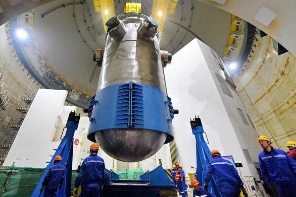 Trung Quốc ngừng sử dụng công nghệ Mỹ để xây lò phản ứng hạt nhân - Ảnh 1.