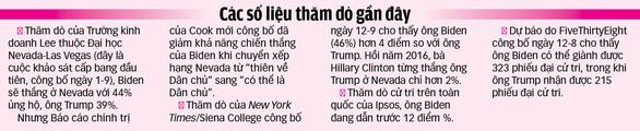Tổng thống Mỹ vận động marathon, chỉ trích phe Dân chủ chơi xấu, ăn gian - Ảnh 2.