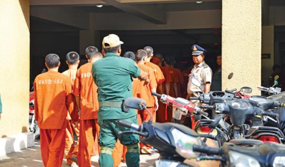 Từ 1-10, tù nhân Campuchia và Việt Nam có thể thụ án ở quê nhà - Ảnh 1.
