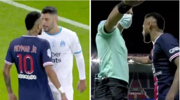 Bị thẻ đỏ, Neymar viết: Điều duy nhất tôi hối hận là không nện vào mặt thằng khốn đó - Ảnh 1.