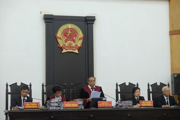 Vụ án Đồng Tâm: Hai bị cáo bị tuyên tử hình - Ảnh 3.