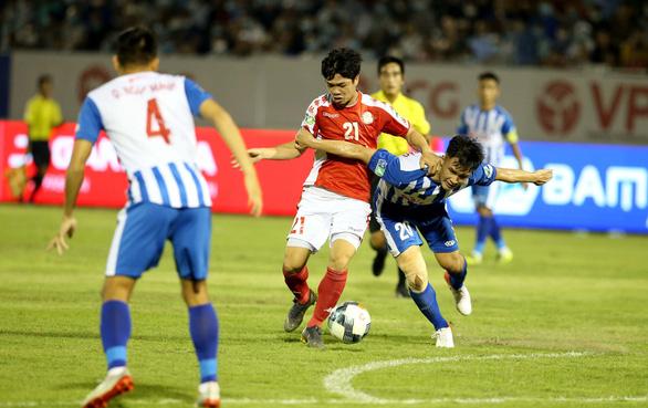 Công Phượng bị treo giò trận bán kết Cúp quốc gia với Hà Nội - Ảnh 1.