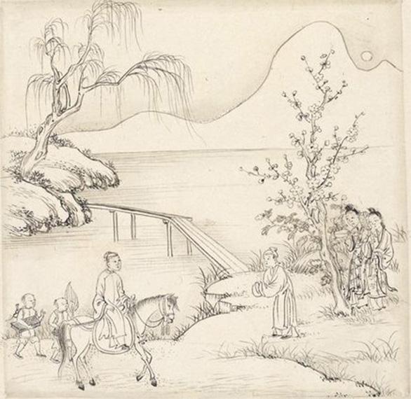 200 năm, hậu thế nhớ Tố Như - Kỳ 3: Người xưa thấp thoáng ngàn sau - Ảnh 3.