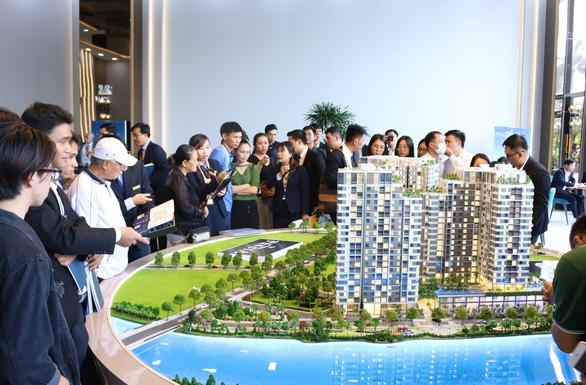 Nhà đầu tư vẫn tìm kiếm dự án căn hộ phù hợp để 'xuống tiền' - Ảnh 2.