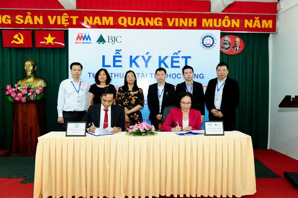 MM Mega Market Việt Nam tài trợ học bổng Vươn Cao Sự Nghiệp - Ảnh 3.