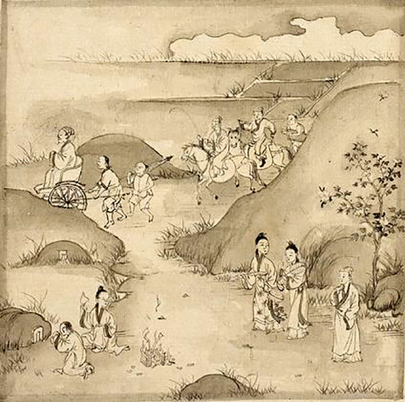 200 năm, hậu thế nhớ Tố Như - Kỳ 2:  Chữ tình ngày lại thêm xuân một ngày - Ảnh 2.