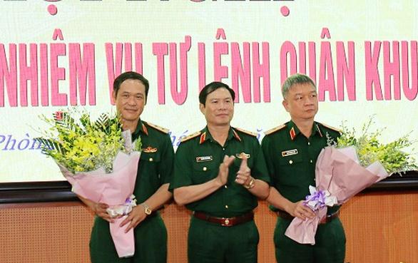 Thủ tướng bổ nhiệm nhân sự cấp cao Bộ Quốc phòng - Ảnh 2.