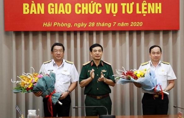 Thủ tướng bổ nhiệm nhân sự cấp cao Bộ Quốc phòng - Ảnh 3.