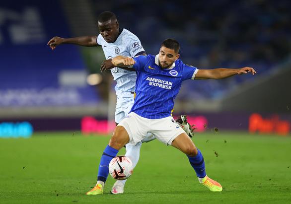 Siêu phẩm nã đại bác của Reece James giúp Chelsea thắng dễ Brighton - Ảnh 1.