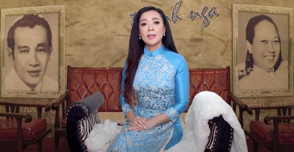 Cháu gái Hồng Loan làm hồi ký video về nữ hoàng sân khấu Thanh Nga - Ảnh 3.