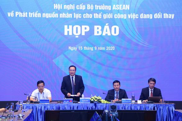 Ngày mai, Hội nghị cấp Bộ trưởng ASEAN sẽ đặc biệt nhất từ trước đến nay - Ảnh 1.