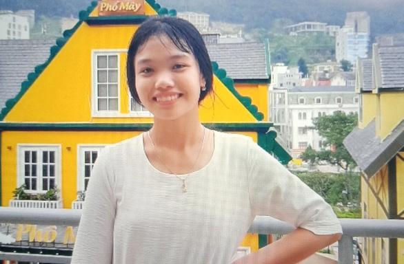Công an phát thông báo tìm nữ sinh xin đi liên hoan nhưng mất tích - Ảnh 1.