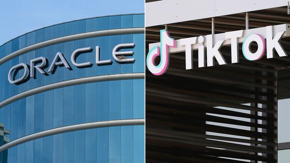 Oracle xác nhận đề xuất thành đối tác của TikTok, nghị sĩ Mỹ nói nên bác ngay - Ảnh 1.