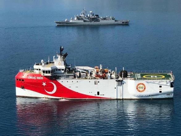 Đối mặt Thổ Nhĩ Kỳ, Hi Lạp chấp nhận mua nhanh máy bay cũ của Pháp - Ảnh 2.