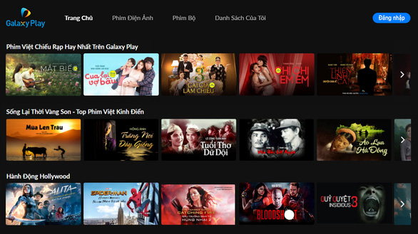 Hàng loạt phim điện ảnh Việt kinh điển đổ bộ màn ảnh online Galaxy Play - Ảnh 2.