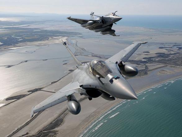 Đối mặt Thổ Nhĩ Kỳ, Hi Lạp chấp nhận mua nhanh máy bay cũ của Pháp - Ảnh 1.