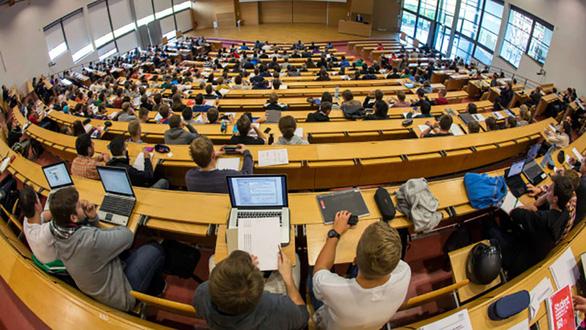 sinh viên tham dự lớp học tại trường đại học potsdam - ảnh dpa 1(read-only)