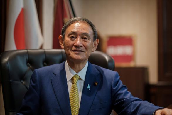 Ông Suga chính thức trở thành tân Thủ tướng Nhật - Ảnh 1.