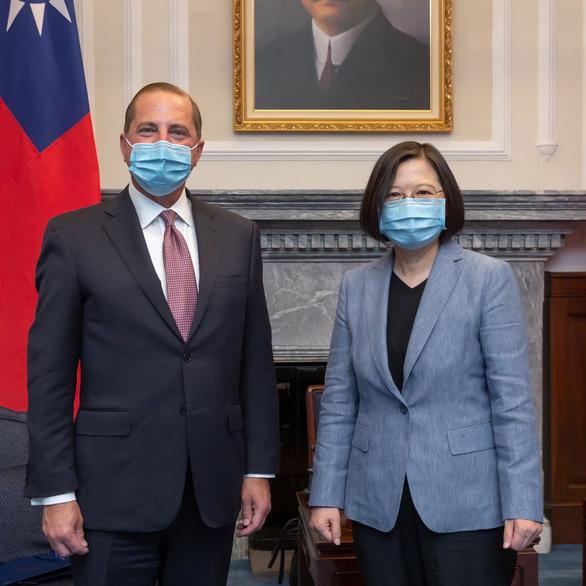 Cố vấn Mỹ dự báo: Trung Quốc chưa thể tấn công Đài Loan ngay lúc này - Ảnh 1.