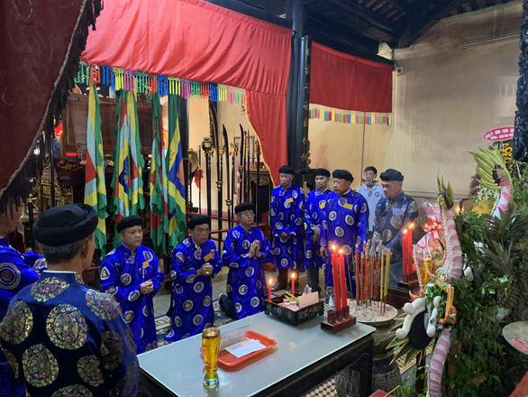 Đổi lại tên đường Lê Văn Duyệt nhân lễ giỗ lần thứ 188 của đức Tả quân - Ảnh 3.