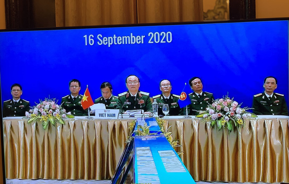 Việt Nam chủ trì họp Cục trưởng tác chiến ASEAN - Ảnh 1.