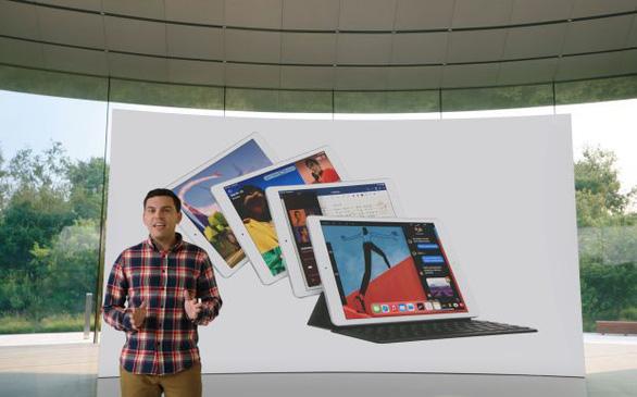 Apple tung iPad 8 cùng một loạt sản phẩm, dịch vụ mới - Ảnh 1.