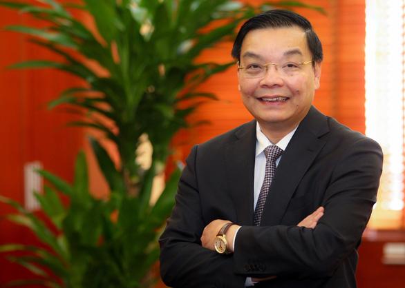 Công bố Bộ trưởng Chu Ngọc Anh làm phó bí thư Thành ủy Hà Nội - Ảnh 1.