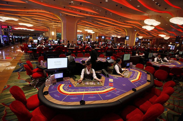 Gần một nửa khách vào chơi casino Phú Quốc là người Việt - Ảnh 1.