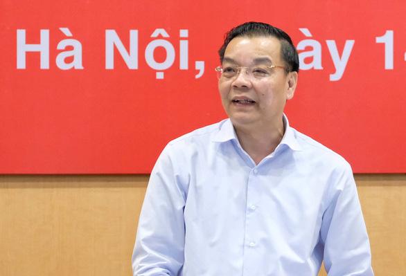 Hà Nội sẽ bãi nhiệm ông Nguyễn Đức Chung, bầu ông Chu Ngọc Anh làm chủ tịch TP - Ảnh 1.