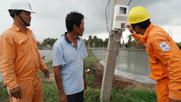 EVNSPC tăng cường hoạt động phòng chống tai nạn điện mùa mưa bão - Ảnh 1.