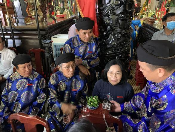 Đổi lại tên đường Lê Văn Duyệt nhân lễ giỗ lần thứ 188 của đức Tả quân - Ảnh 2.