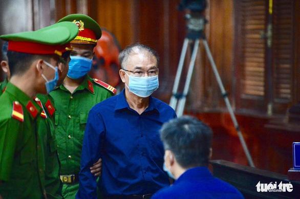 Ông Nguyễn Thành Tài: Tôi và cô Thúy chỉ là quan hệ lãnh đạo - doanh nghiệp - Ảnh 1.