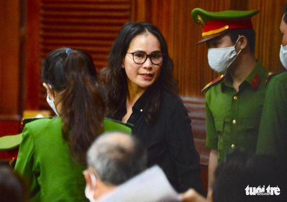 Ông Nguyễn Thành Tài: Tôi và cô Thúy chỉ là quan hệ lãnh đạo - doanh nghiệp - Ảnh 2.