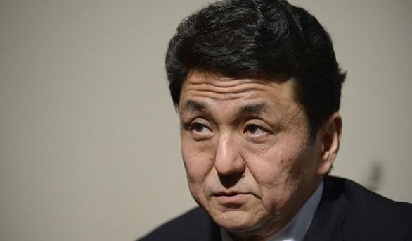 Em trai ông Abe làm bộ trưởng quốc phòng, có quan điểm thân Đài Loan - Ảnh 1.