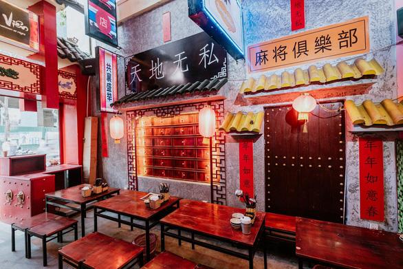 Hong Kong thu nhỏ trong quán ăn cho giới trẻ mới toanh - Ảnh 4.