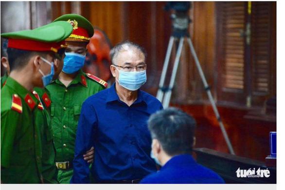 Ông Nguyễn Thành Tài bị đề nghị truy tố trong vụ án liên quan bà Dương Thị Bạch Diệp - Ảnh 1.
