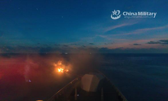 Cứ mỗi 2 ngày, Trung Quốc lại có cuộc tập trận trên biển - Ảnh 1.