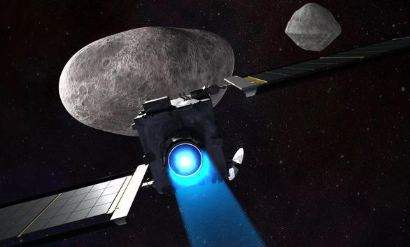 Châu Âu bắt tay NASA ngăn tiểu hành tinh có thể san phẳng một thành phố - Ảnh 1.