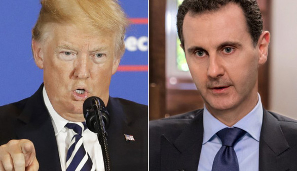 Ông Trump tiết lộ từng muốn ám sát Tổng thống Syria - Ảnh 1.