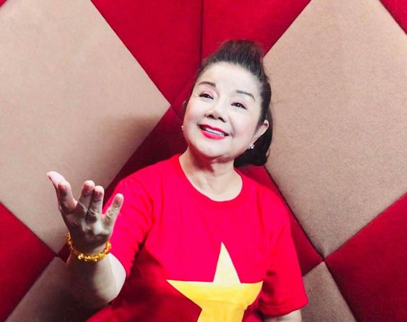 58 nghệ sĩ cải lương góp mặt trong MV Niềm tin - Ảnh 4.