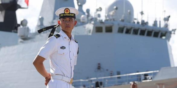 Bộ trưởng Quốc phòng Mỹ: Trung Quốc không có cửa sánh với hải quân Mỹ - Ảnh 2.