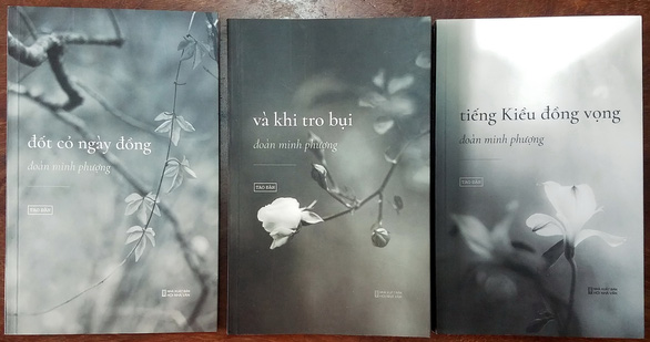3 tác phẩm của Đoàn Minh Phượng: Cái đẹp giữa thế giới bất an - Ảnh 1.